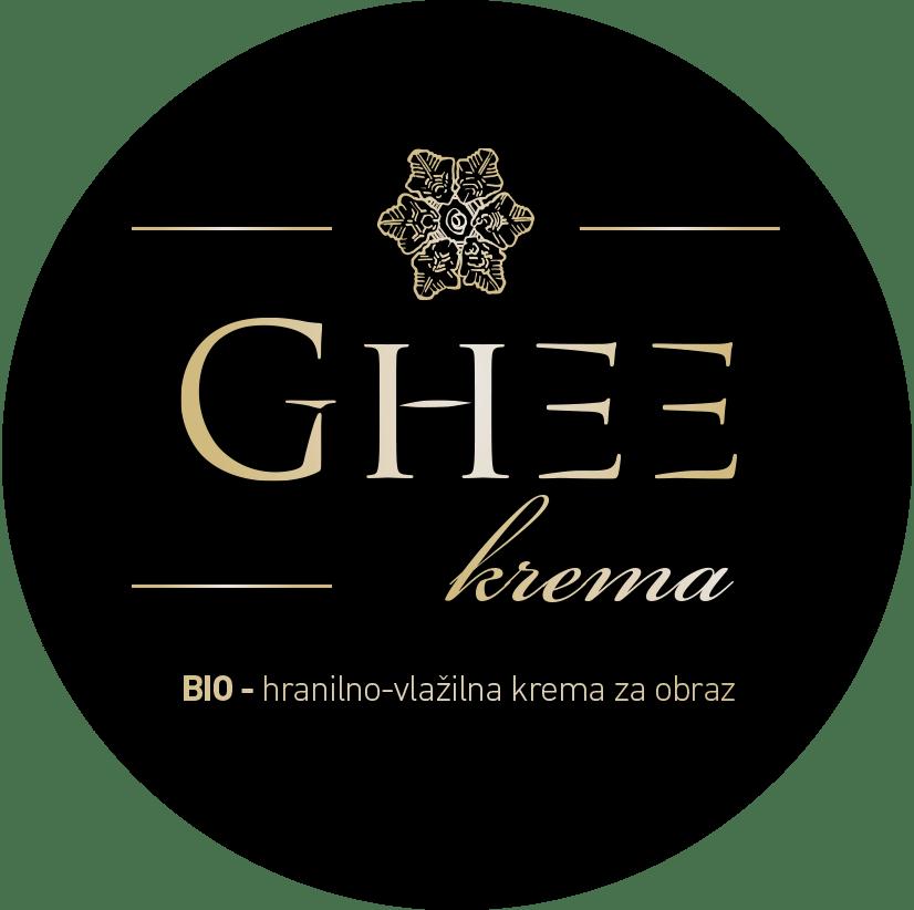 Ghee krema za obraz embalaza spredaj