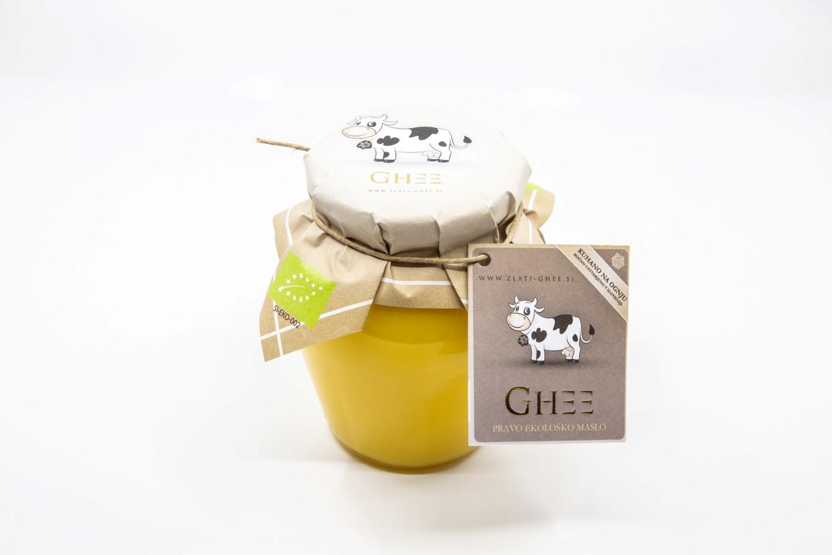 Golden ghee clarified butter 370ml 1