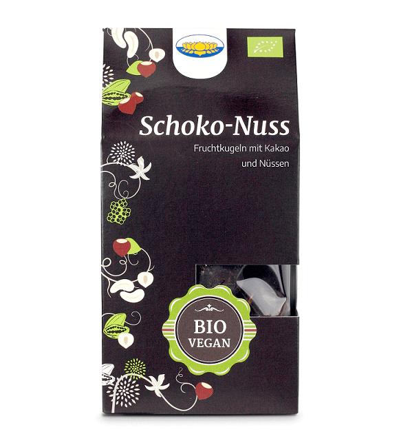 Schoko Nuss Kugel